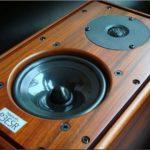 Harbeth speakers